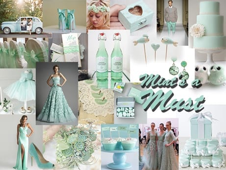 Mint for Monday – the hottest colour trend for 2013