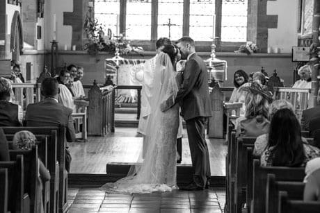 Gemma and James' Sunderland Minster and Stadium of Light Wedding by RGM Photo