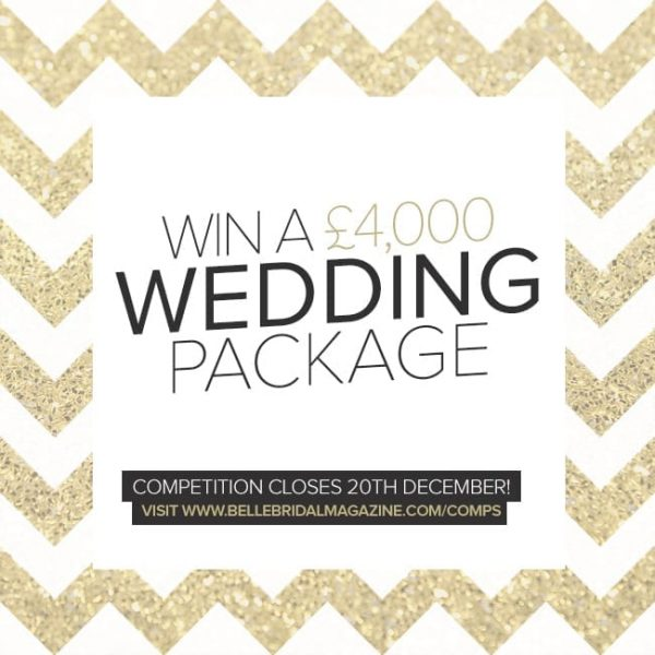 WIN £4000 Worth of Wedding Day Prizes!