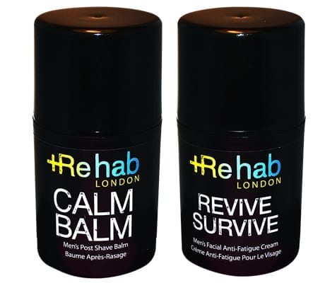 Groomspiration: Celebrity Grooming Products from Rehab London