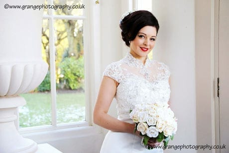 Bridal Beauty Inspiration at Whitworth Hall with Grange Photography and Mirror Mirror