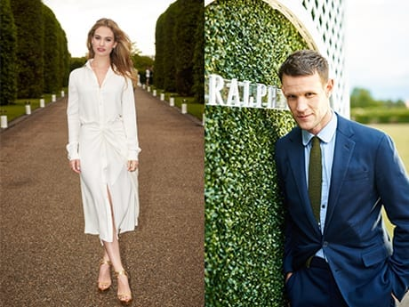 Stars Sport the Little White Dress and some Groom's Style Inspiration at the Ralph Lauren and Vogue Summer Cocktail Party