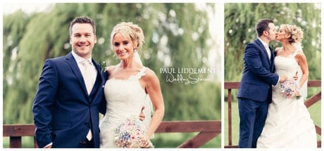 Twinkling Lights and Pastel Colours – A Wedding at Wray's Barn