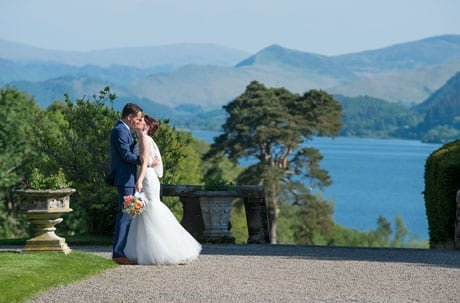 Stunning Scenery – Leah and Philip's Intimate Wedding Day at Armathwaite Hall