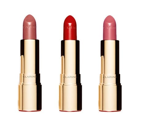 Is This The Perfect Bridal Lippy? We Love the Revamped Clarins Joli Rouge Collection