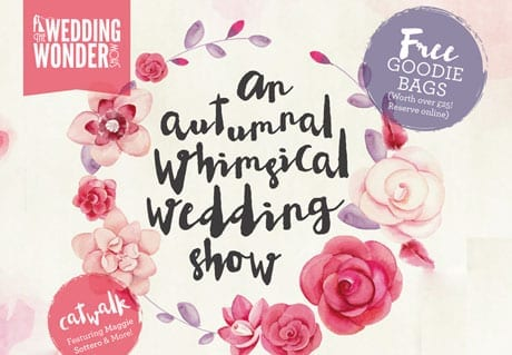 First Look: An Autumn Whimsical Wedding Show in Sunderland