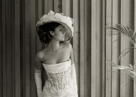 WIN A Headpiece From Our Featured Supplier Kathryn Russell on Sunday!