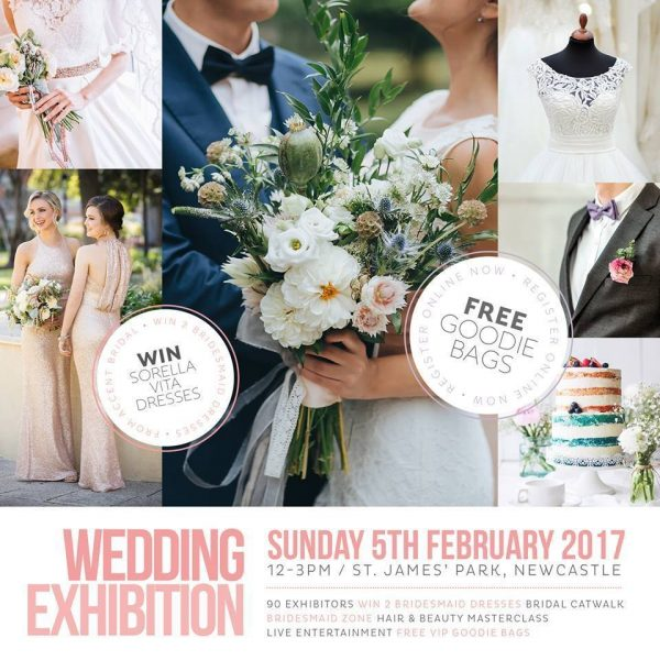 Newcastle Wedding Fair Is Coming!