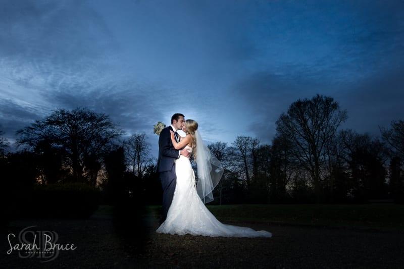 A Winter Wedding At Carlton Towers