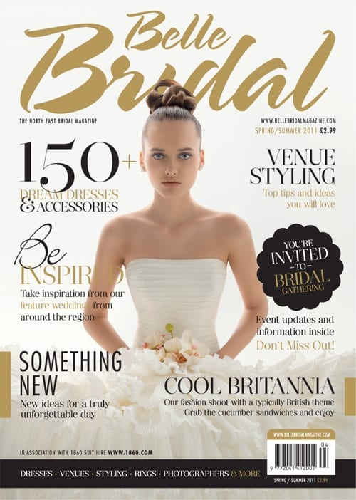 Belle Bridal Magazine Testimonials