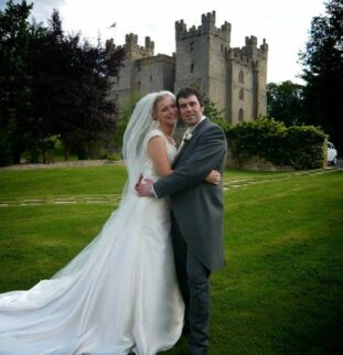 Langley Castle - Venue of the Month!
