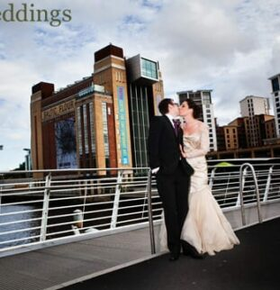BALTIC: Romance On The Tyne For Becky And Gary