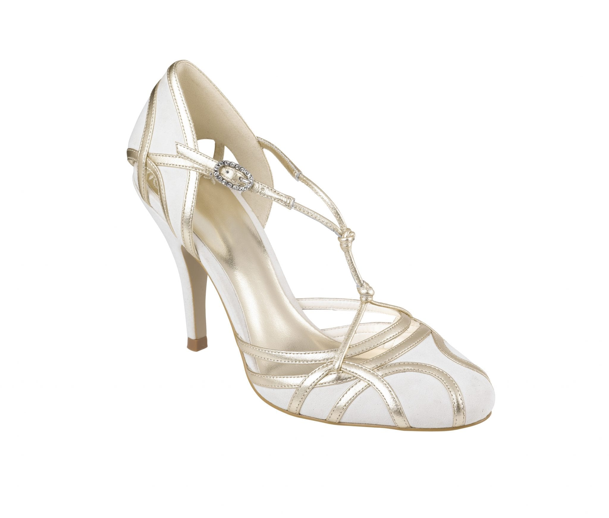 5 of the best...high street wedding shoes