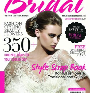 Grab it first! The brand new Belle Bridal this Sunday!