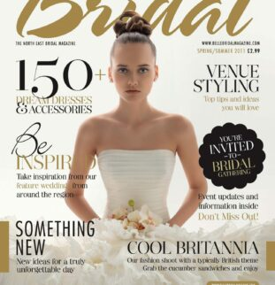 Are YOU a Belle Bridal Facebook Fan?