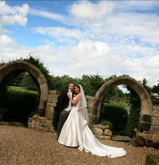Allerton Castle: A Royal Wedding For Mark And Alex