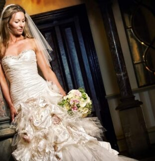 Rockliffe Hall: Designer Bride And A Five-Star Venue