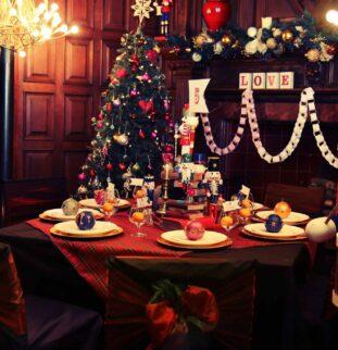 Feeling Festive? Indluge in a winter warmer wedding theme...