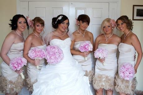 Wynyard Hall Real Wedding Lyndsey Kevin