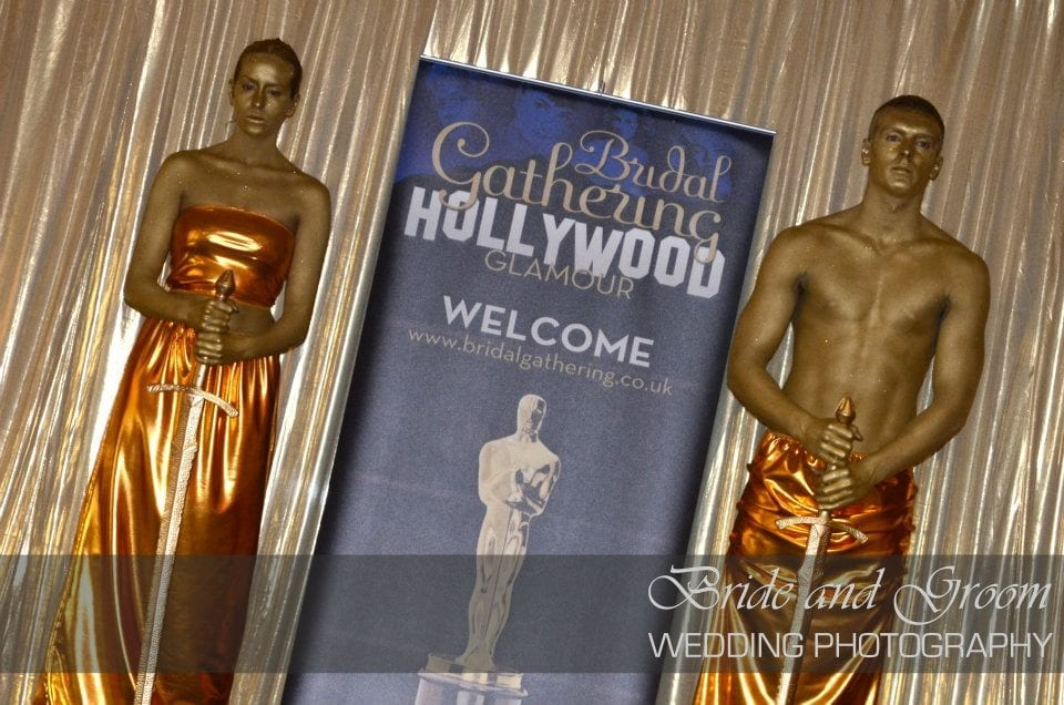 Bridal Gathering Hollywood Glamour SAFC