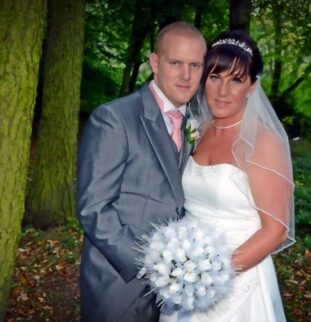 Marriott Gosforth Park: A Pretty Pink Day For Kathryn And Gary