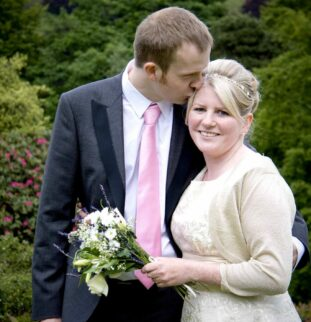 Langdale Youth Hostel: Intimate Sweet Wedding For Anne And Lewis