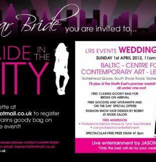 Wedding Fairs - Sunday 1st April 2012