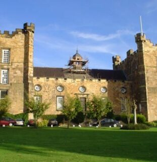 Lumley Castle Spring Wedding Fair - Sunday 25th March 2012