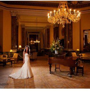 Beautiful Wynyard Hall Real Wedding by Gary Walsh