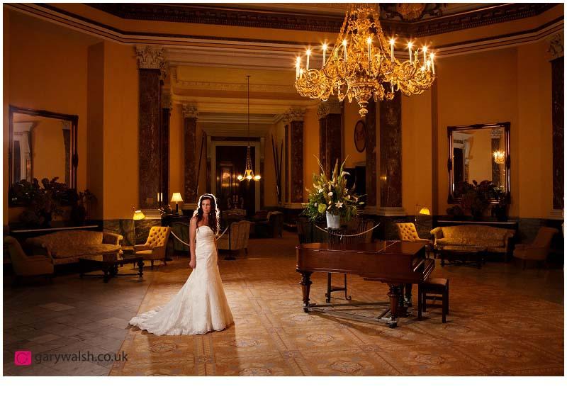Wynyard Hall Real Wedding