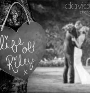Life Of Riley - David West Real Wedding