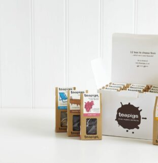 WIN Wedding Favours with teapigs