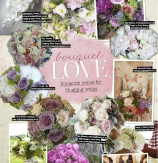 Finally its spring! Time for some bouquet love...