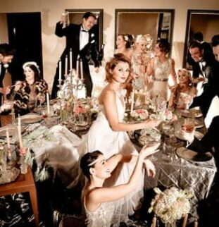 Total Gatsby glamour at the Vermont Hotel and Livello