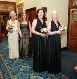Vintage at Ramside Hall by Village Photography