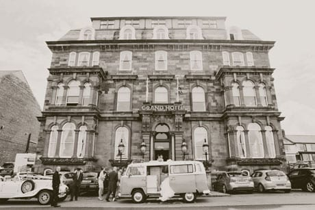 Featured Supplier: The Grand Hotel, Tynemouth