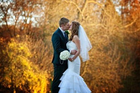 Wynyard Hall Winter Wedding Package