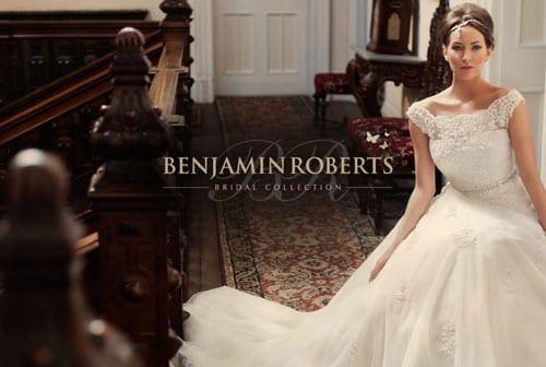 Benjamin Roberts Designer Event at Susan's Bridal
