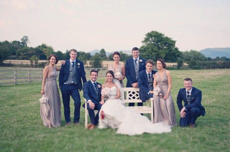 North Yorkshire Real Wedding Katie Matthew