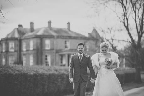 Yorkshire Wedding At Solberge Hall