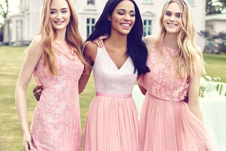 North East Wedding Fairs With Bridesmaid Dresses