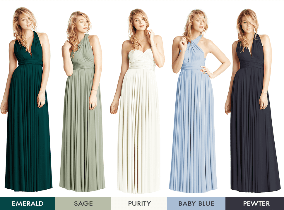 Twobirds Bridesmaid 2016 Collection