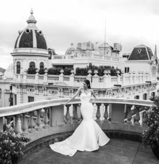 Friday Fashion Fix: Belle Bridal At Its Best
