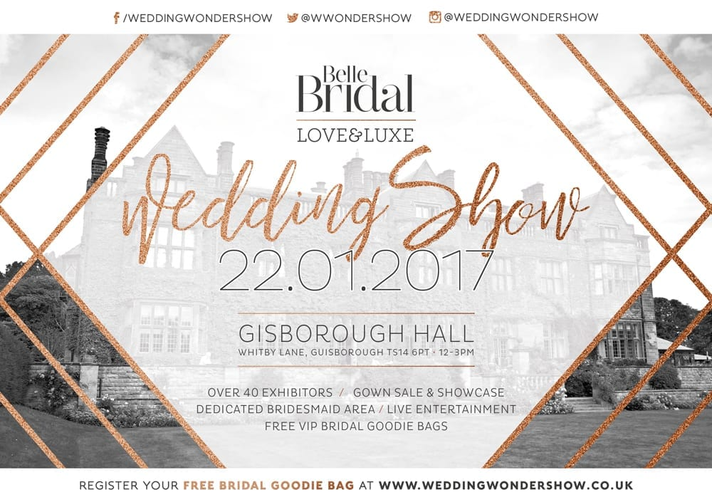 Wedding Show at Gisborough Halll