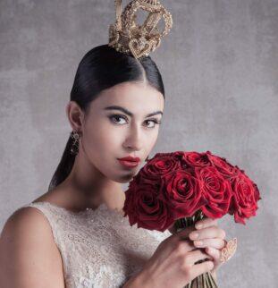 A Belle Bridal Photo Shoot: La Dolce Vita