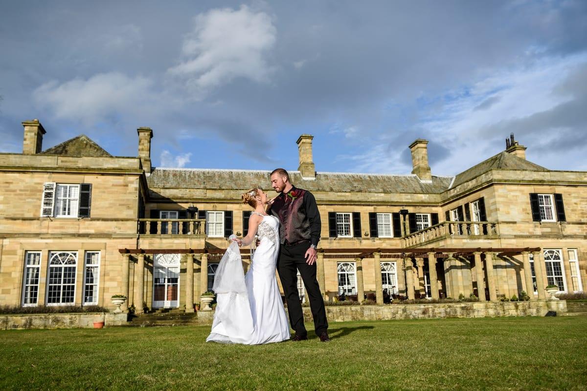 Kirkley Hall Wedding