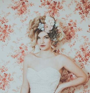 Belle Bridal Shoot // Let's Eat Cake