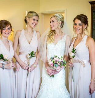 A Fairytale Wedding At Wynyard Hall