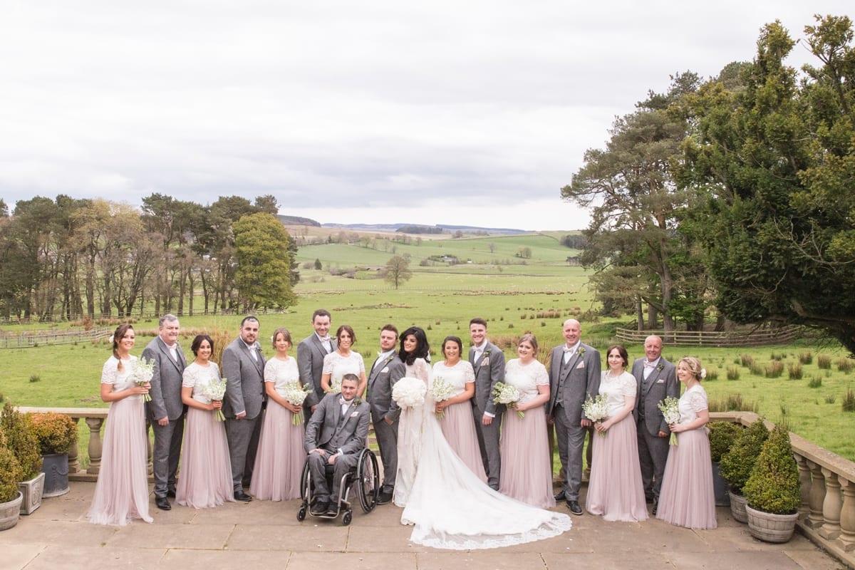 Woodhill Hall Real Wedding