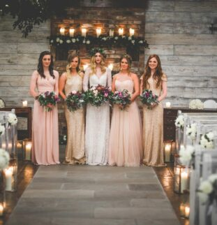 Brides and Blossom At South Causey Inn